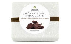 Jabón natural de Chocolate