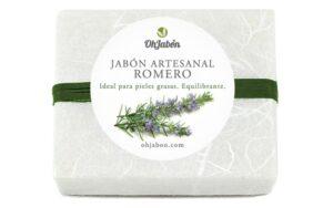 Jabón natural de Romero