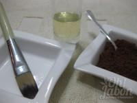 Cacao y aceite de almendras dulces
