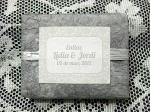 Jabón detalle de boda original Lidia y Jordi