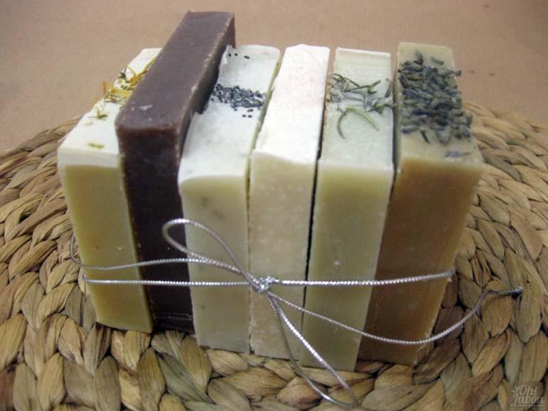5 razones por las que comprar jabón artesanal