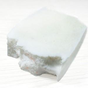 Jabón artesanal de sal del Himalaya