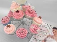 Jabones artesanales y bombas de baño cupcake