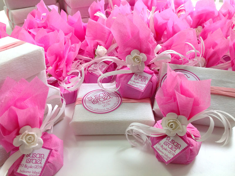 Jab n artesanal b lsamo labial detalles boda susan e - Detalles para regalar en boda ...