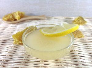 mascarilla casera de miel y limón