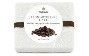Jabón natural de Café