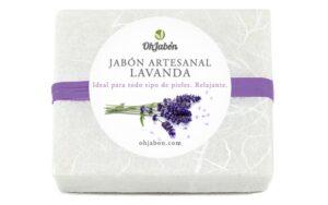 Jabón natural de Lavanda