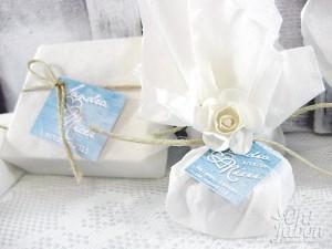 Jabón artesanal y bálsamo labial estilo ibicenco
