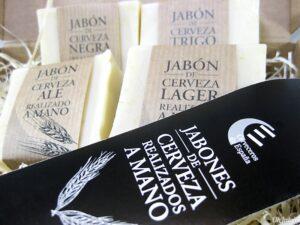 Jabones de cerveza para Cerveceros de España